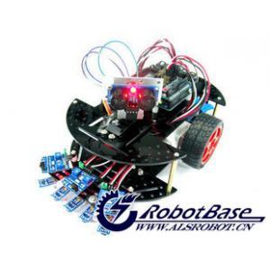 arduino 小车 2wd套件d版 uno r3套件 寻线避障套件 电子竞赛