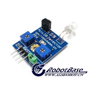 mini红外避障传感器 光电传感器 arduino 程控.