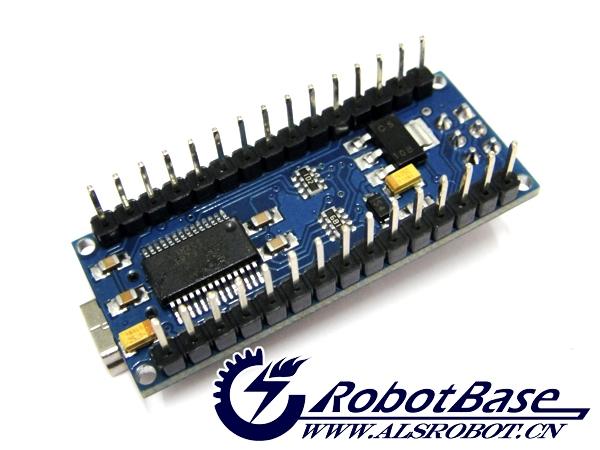 arduino nano mega328控制器
