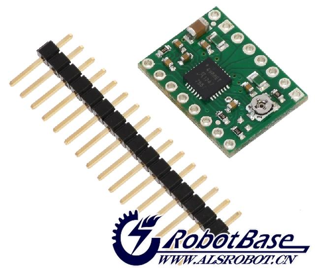 产品名称:a4988步进电机驱动板 2.产品货号:rb-01c049 3.