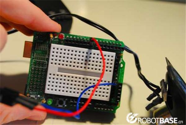 arduino电路搭建